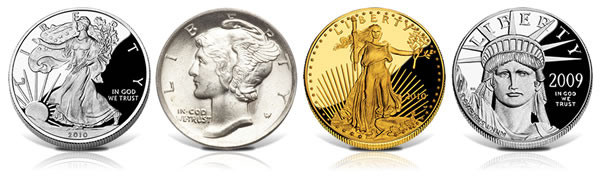 US Mint American Eagle Coins
