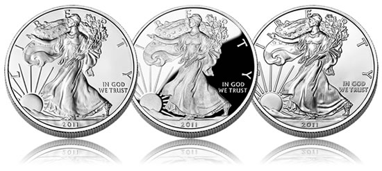 American Silver Eagle Coins